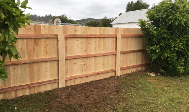 Wood Fencing San Diego Ca Wood Fence Gate Arbor