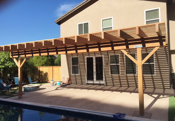 San Diego Wood Patio Cover Contractor