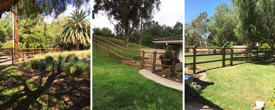 Property Fence Installation  in Rancho Sante Fe, CA