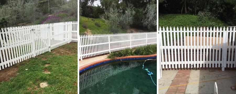 Shurlock Fence Gallery Wood Fences Amp Gates Escondido