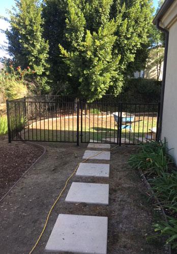 Shurlock Fence Gallery Wrought Iron Fences Amp Gates