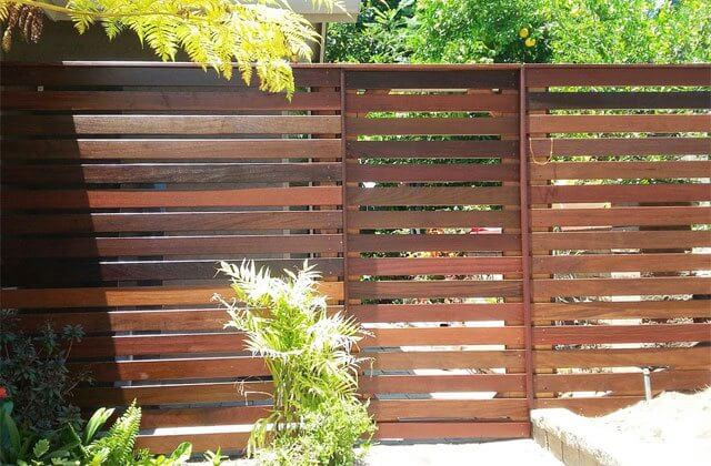 Custom Wood Fence Installers